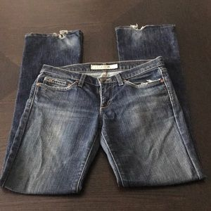 JOES JEANS SIZE 27 BOOT CUT